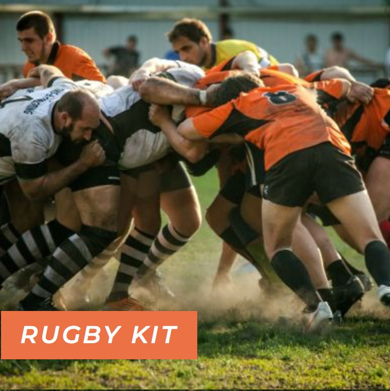 Rugby Kit and Teamwear to Buy