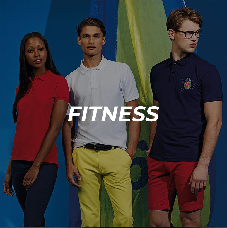 Fitness Clothing and Apparel Online Store
